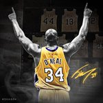 Tonight's #SHAQ34 ceremony will take place at halftime.