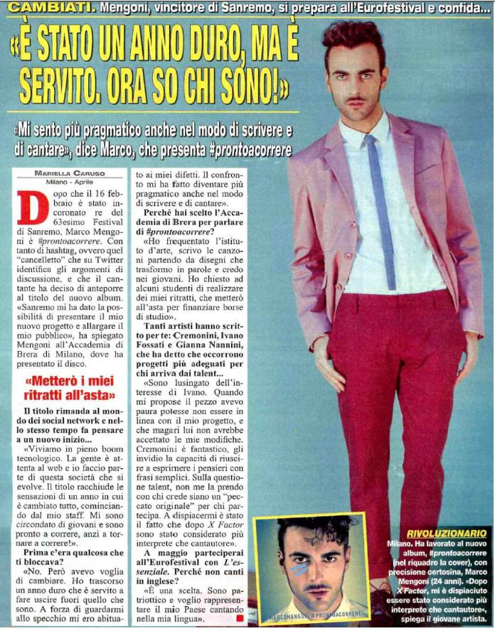 Mengonilive2015 - [MM] Articoli, interviste... - Pagina 3 BG4rsF0CUAEaGRy