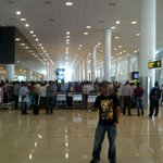 The New Airport in CHENNAI..!!!! Yeyeye..!!!! Awesome..!!! ::)) Waitin for d whole airport to be completed sooooon!!)