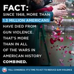 It's time to #DemandAction to reduce gun violence: