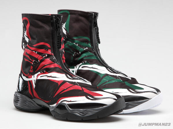 Check the Air Jordan XX8 exclusives that Oak Hill & Montrose Christian will rock for the NHSI tomorrow. #DareToFly http://t.co/ZtTNE7FDWr