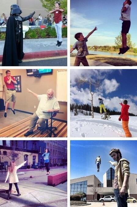 Meme-weary internet rolls its eyes at 'Vadering' photos (with images, tweets) · cbccommunity