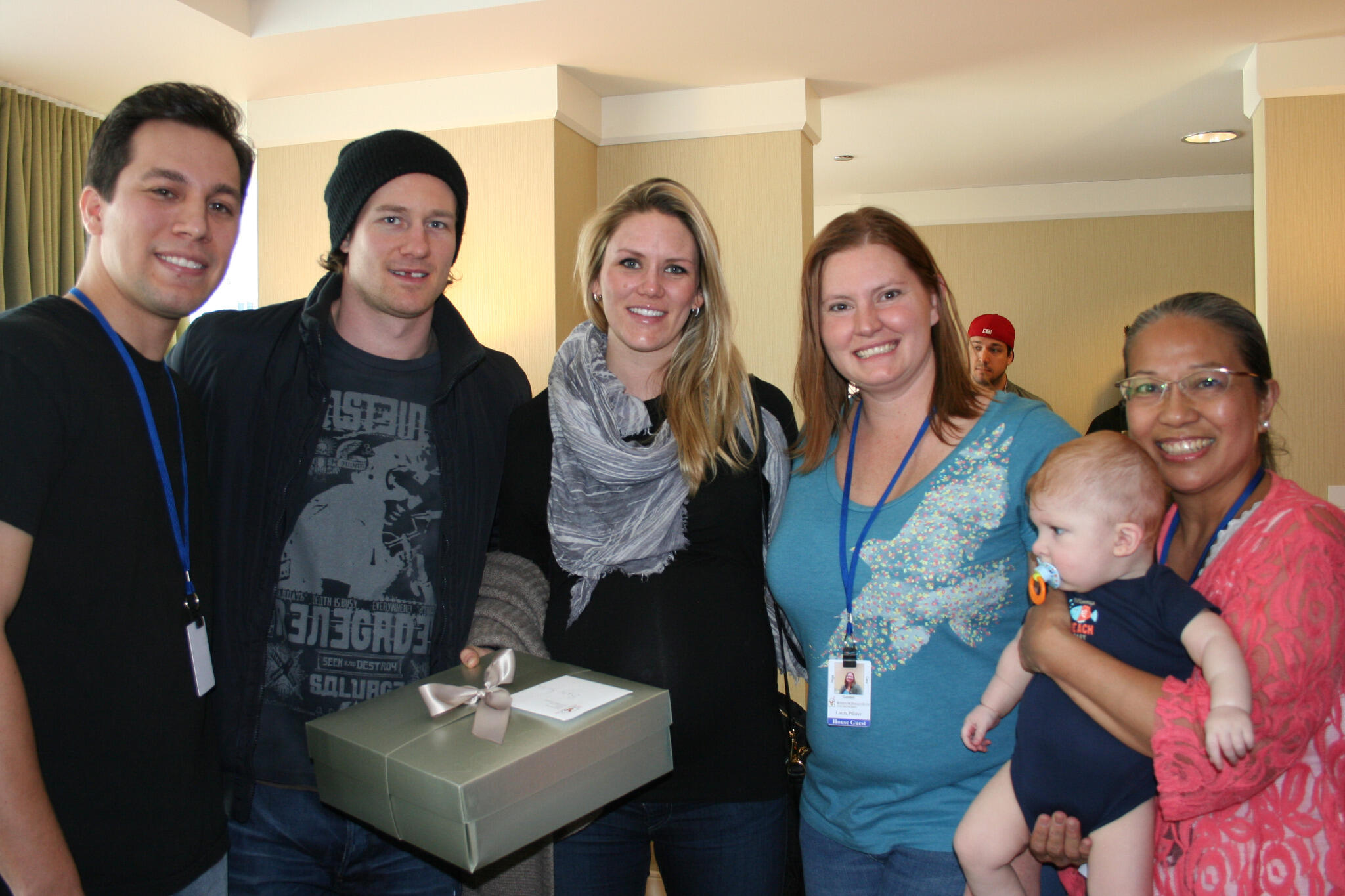 RT @RMHCCNI: @DuncanKeith Thank you so much for coming by today! Andrew & his family are so thankful for your support! #blackhawks http://t.co/RfVx2I8p5I