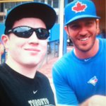 Much bigger things than this for you ahead! Nice meeting u! RT @Jaysfan46: Thank you @jparencibia9 made my year. http://t.co/RNxv1FWcVz