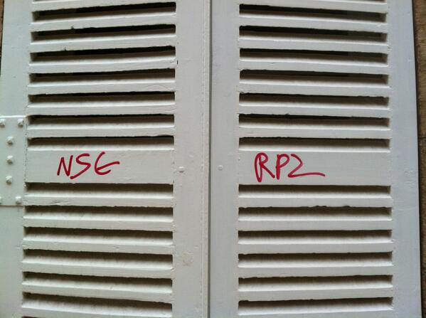 "Jeremy Seysses (@JeremySeysses): ""Nuits Saint George Represent!"" as tagged on my shutters. This town is so badass. http://t.co/S56F7luj1M"