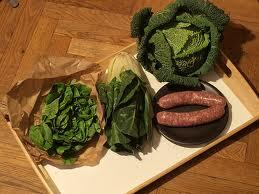 #parisians are fond of #cabbage, usually with #sausages and a glass of #riesling http://t.co/d4d8RfVk88