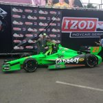 Congrats to @Hinchtown on his first Izod Indy Car win!! #CanadianPride