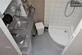 #parisians are good at combining, for instance, kitchen & bathroom on 2 square meters in #paris #parijs http://t.co/TsaoNqOKoC