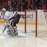 Great great game @LAKings & @NHLBlackhawks. 4-4. 4 minutes left.  #quick