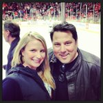 RT @JessicaOles: Best game yet @greggrunberg #kings #blackhawks #chicago #hockey