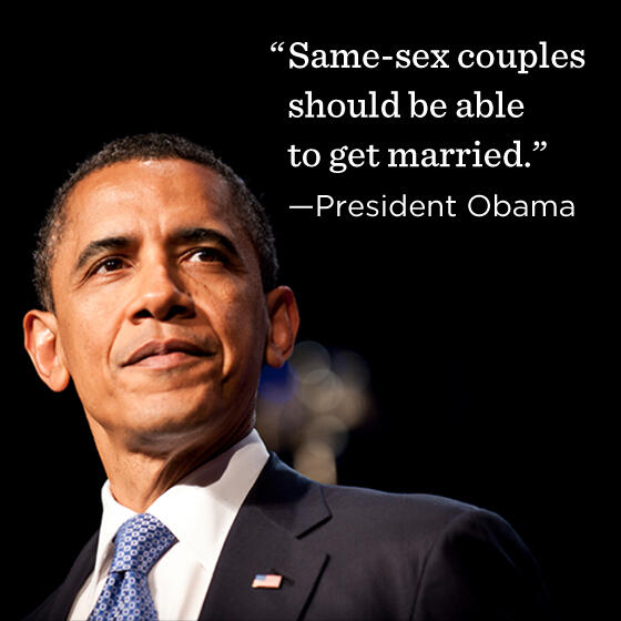 I agree. RT @BarackObama: RT if you agree. #MarriageEquality, http://t.co/AdVh3fL2TQ