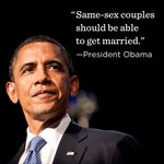 RT @BarackObama: RT if you agree. #MarriageEquality, http://t.co/6RIEFH1KPD