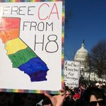 RT @HRC: PIC: Free CA from #Prop8 & Another Minister for Equality #UnitedForMarriage