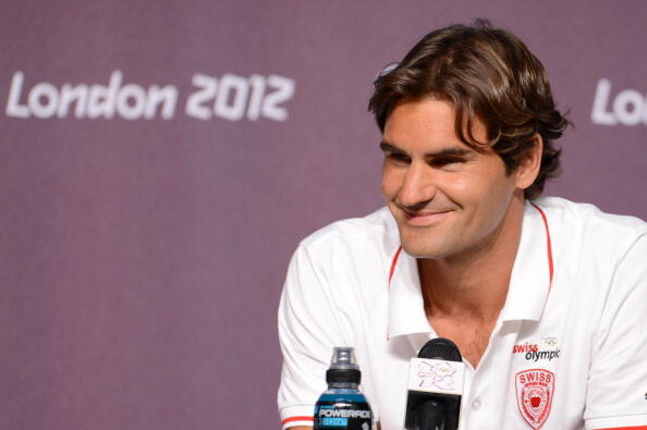 We know you all miss Roger Federer! We miss him too - a lot!. :) http://t.co/Fk83dbFV06