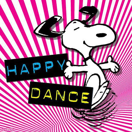 Random Happy Dance! :) http://t.co/c5nDsrL9ne