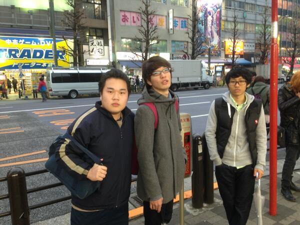 (via:nodaichoukin) アキバからの上野 http://t.co/8MlKTwLJgG