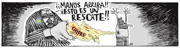 """RT @terenan: """"@latiradeoroz: Europa.....!!!, hoy en @DiariodeNavarra http://t.co/qi5pf2PRDO"""" en esto consiste el rescate! @Buenafuente"""