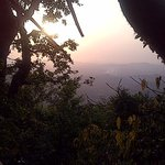 The sun sets over the Amboli Ghats. http://t.co/e7aSQkPdyg