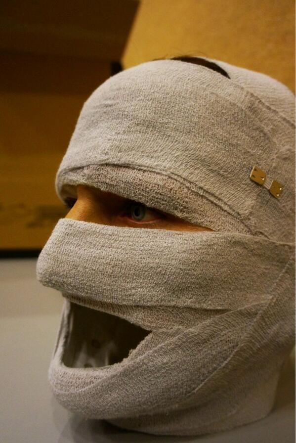 マスク取った。 http://t.co/ifJasLFmAZ