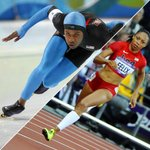 In which speedy sport would you rather win an Olympic gold medal?