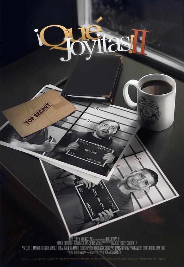 Teaser Poster de Que Joyitas con @Moluskein @RockyTheKid y @Jessykamarie1  Are U Ready? 22 Agosto 2013 http://t.co/Ol1ivDaQw8