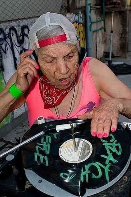 Don't act like this won't be you in 60 years. #edm4life http://t.co/tRoQNfRF75