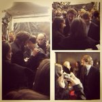 What do you think Bradley Cooper was whispering to Dane DeHaan on the 'Place Beyond the ... http://t.co/Jj7NxraDtd http://t.co/ar4eWOnaPM