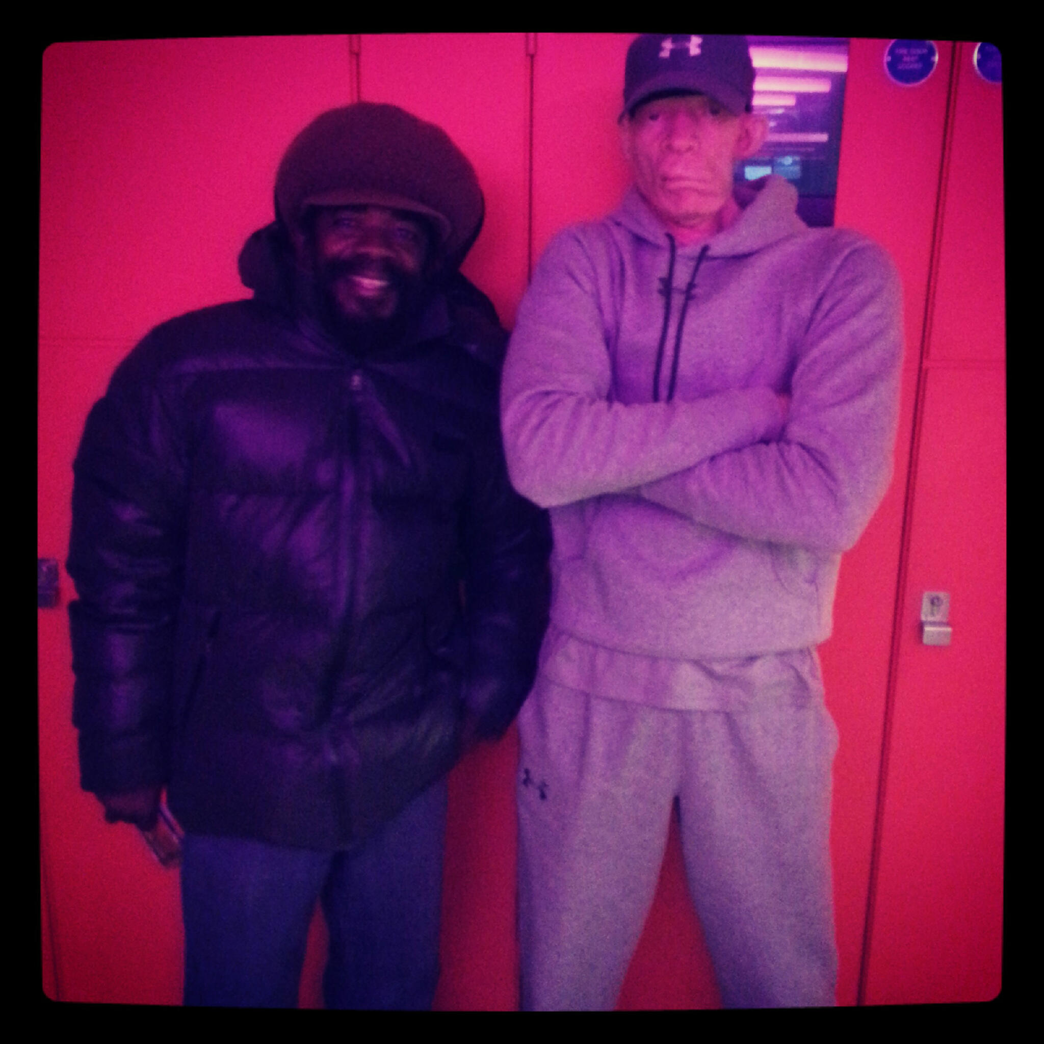 Coming up next on the show @RobboRanx is about to be joined by Reggae royalty Yellowman and Cocoa T. Keep it locked! http://t.co/nymplhCXvO