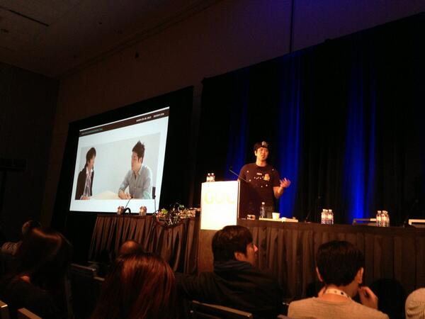 Morishita-san now going into deets of how Puzzle & Dragons went from initial concept to finished product. #gdc http://t.co/oha4dVDDai
