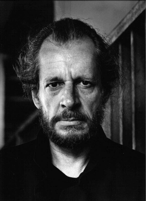 RT @aciturrieta: Larry Clark photographed by Helmut Newton http://t.co/3bgsPMwVWo