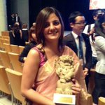 RT @roo_cha: @basuanurag @ronniescrewvala @utvfilms Congrats! We won the Grand Jury Prize @ Okinawa Intnl Film Fest!