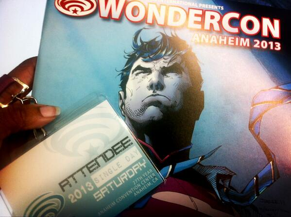 @WonderCon I'm here! Can't wait 2 c @cassieclare, Jamie, Lily, @KevinZegers @HaraldZwart  @MortalMovie @TMI_Source http://t.co/M1CRNQXF1o
