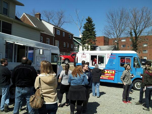 RT @paperthin_him: #foodtruckroundup @FukudaPgh @PGHPierogiTruck http://t.co/sZTg5oF1tE