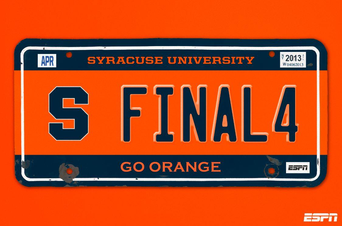 """RT @krissybri: @FalconsJAdams """"@espn: Syracuse is packing for a trip to Atlanta -> http://t.co/AQgn3lsuhO"""""""
