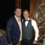 @ABdeVilliers17 wedding,so emotional felt like my younger brother got married!top man congrats bunkie http://t.co/MloHObBmNY
