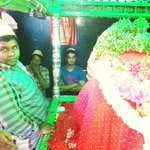 PIC- Paying my Respect at the Kadapa Ameen Peer Dargah along with the  #SwamyRaRa team.. Felt super peaceful
