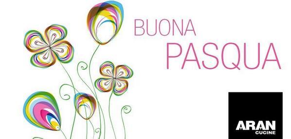 Tanti Auguri di una serena Pasqua da tutto lo staff di ARAN cucine! Stay always happy!  Happy Easter! http://t.co/0CAXgtsVot