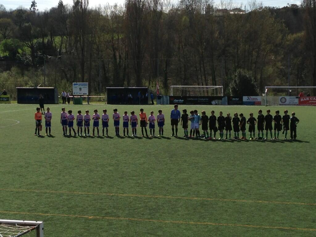 Oviedo Cup Alevín FINAL SPORTING - RACING DE SANTANDER #AnteTodoMareo http://t.co/XJx7lKeCd4
