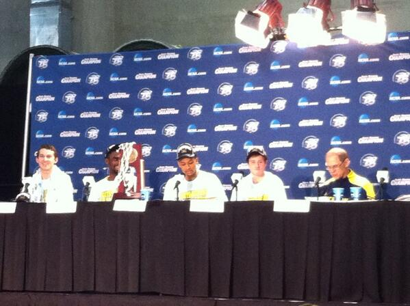 All smiles at the post game press conference http://t.co/4XHBLFBB6n