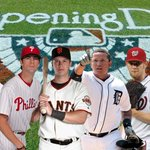 #OpeningDay is officially underway. RT if you're ready for baseball season!
