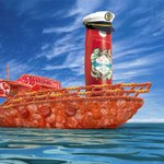 Today I'm sailing my yacht made out of meat. April Fools! You can't sail meat yachts. I know because I'm underwater. http://t.co/ObnR6v1Nmk