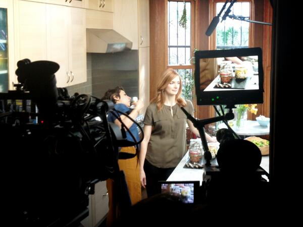 On the set of @goodappetite's new video series http://t.co/LxEj1CpRMx