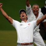 Why We Love Sports Today: Adam Scott's reaction to winning his first major »