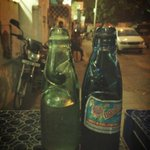 Had a goli soda after ages!! Heavenly!! It's really rare these days to get hold of one!! Lucky me!!