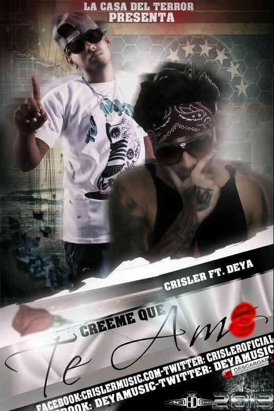 Mañana estreno #CreemeQueTeAmo @CrislerOficial Ft @DeyaMusic http://t.co/KskCGSnnWC via @Edwyng