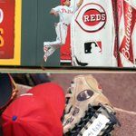 Phillies OF Ben Revere put a special message for Boston on his glove & paid tribute with a spectacular catch 