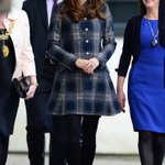 RT @EdwardBarsamian: The Duchess of Cambridge looks rad in plaid @tmagazine http://t.co/HeO0DsOnPo