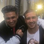 RT @DJPaulyD: #tbt @VinnyGuadagnino #bromance http://t.co/ycqEjA5MBW