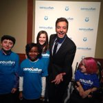 RT @SeriousFunCamps: @jimmyfallon having some #seriousfun with our amazing campers! Thank you, Jimmy! http://t.co/IMBLGRLtM8