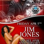 RT @JuliaBeverly: RT @KOD_miami: Tonight @jimjonescapo in the building